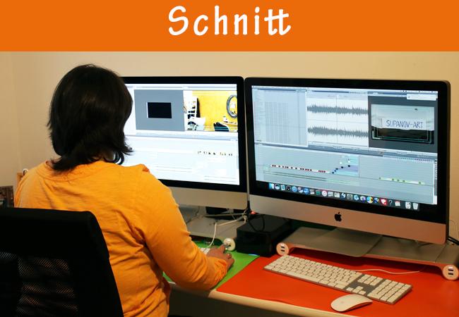 SchnittVogel Produktion  - Schnitt