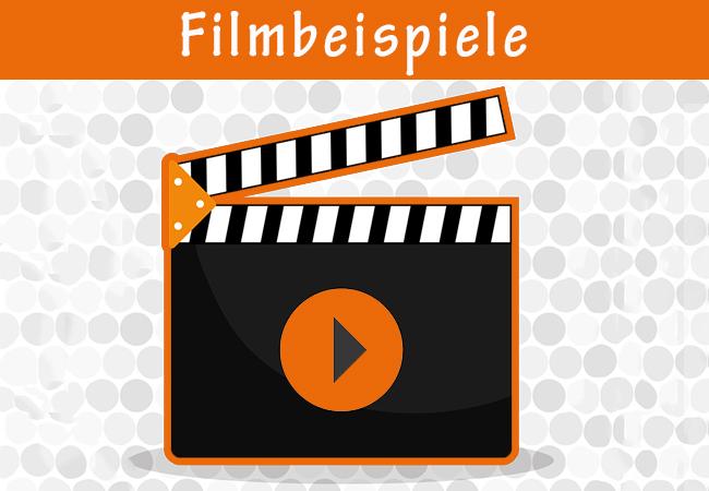 SchnittVogel Produktion - Willkommen - Filmbeispiele