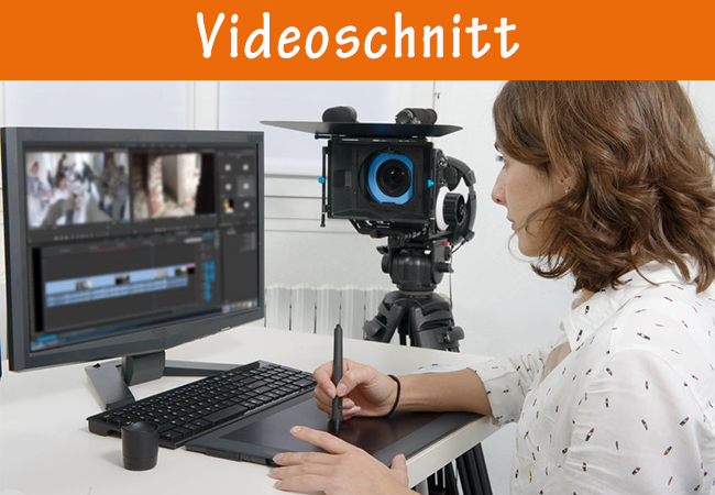 SchnittVogel Produktion - Schnitt - Videoschnitt