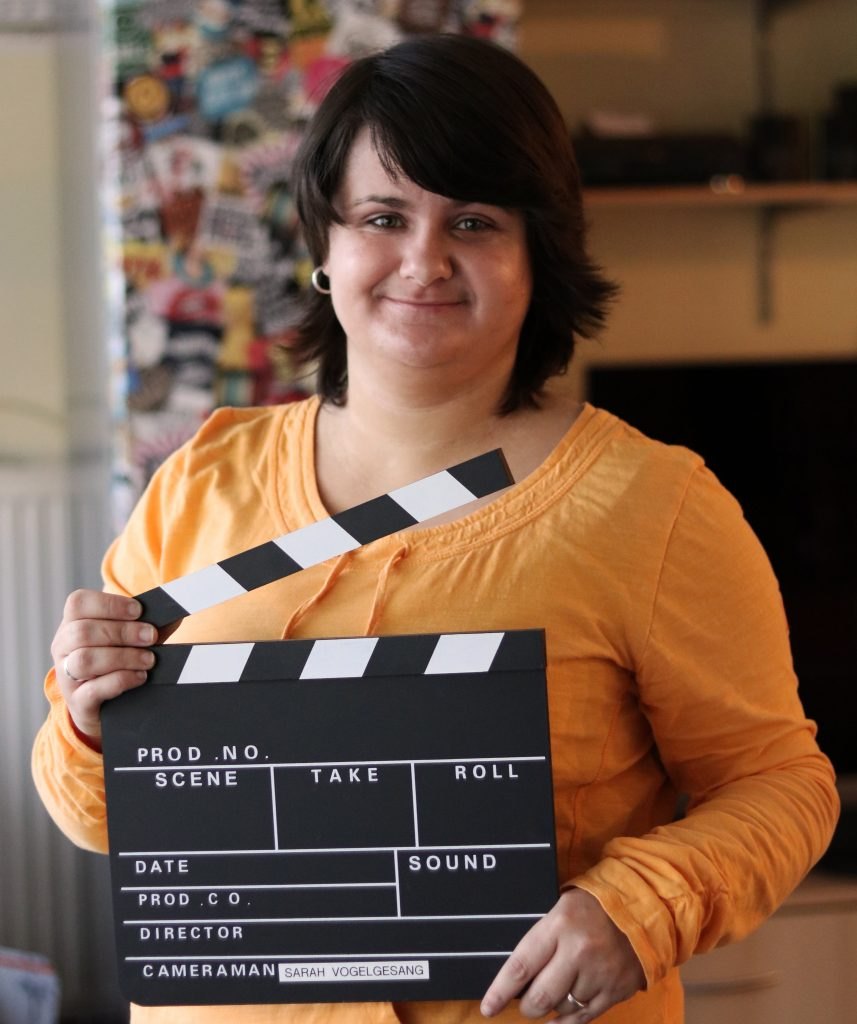 SchnittVogel Produktion - Über uns - Filmklappe